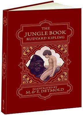 The Jungle Book By Kipling, Rudyard/ Detmold, Maurice (ILT)/ Detmold, Edward (ILT)